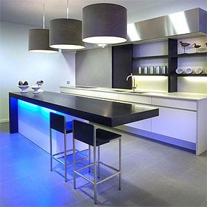 Led verlichting in de keuken - Led Techniek Nederland