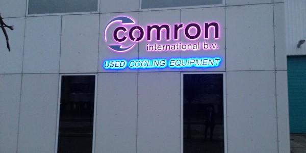 Comron LEDSign lichtreclame - kopie