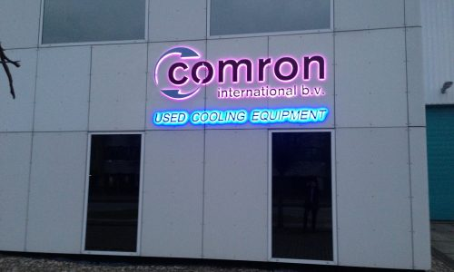 Comron LEDSign lichtreclame - kopie